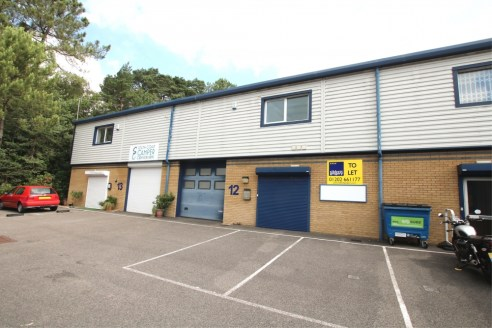 Modern Business Premises with Parking