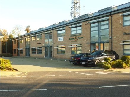 Modern Self Contained Office To Let following refurbishment