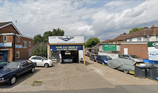 The site is currently occupied by an industrial unit being used as a car wash, but has the benefit of planning consent approved from Harrow Council under reference P/4647/18 for redevelopment to provide detached part single, part 2 and 3 storey build...