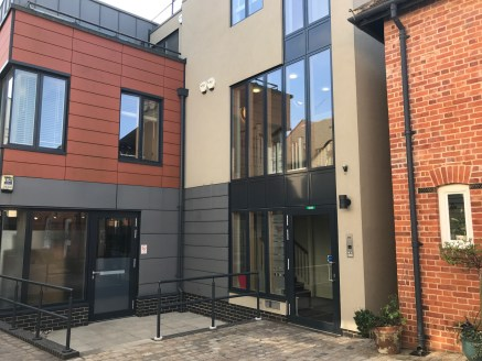 The offices are located on the north side of London End and form part of a comprehensive re development. The property is situated in Beaconsfield Old Town fronting London End (A40) and benefits from good rail and road communications with Junction 2 o...