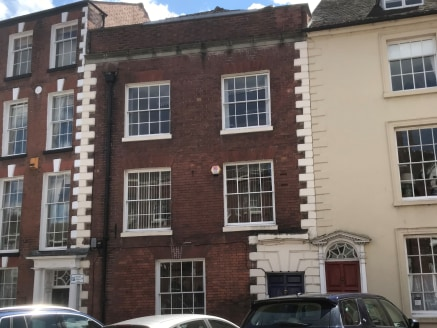 A 1,744 sq ft self contained office building across four floors providing cellular offices and meeting rooms. The property comes with one car parking space and air conditioning throughout the property.