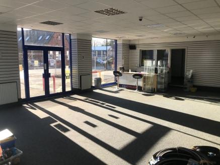 GROUND FLOOR RETAIL WITH FIRST FLOOR OFFICE STORAGE/OFFICE SPACE TO LET/FOR SALE  Can be let separately or as a whole   Sale potential   Own private car park  From 2,000 sq. ft. - 6,426 sq. ft.  The property comprises ground floor retail with first f...