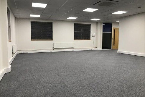 Modern offices on an established business park with easy access to the A14 and town centre. Situated in main business district and close to Tesco. The available accommodation is located on the ground floor and benefits from part air conditioning, ......