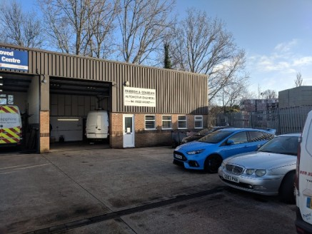 The property comprises an end of terrace industrial unit of traditional construction, being of brick block and profile steel cladding under a pitched roof incorporating approximately 15% translucent panelling. The eaves height varies from 14'6 to 16'...