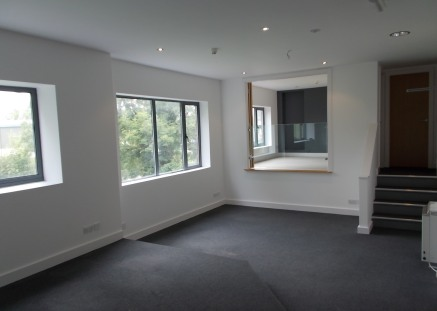 Ground and first floor office space. Refurbished to provide high quality contemporary office space.<br><br>On-site parking.<br><br>3 miles from J36 of M6 Motorway.<br><br>New lease on terms to be agreed.<br><br>Terms: Rent: &pound;9,800 p.a.<br><br>S...