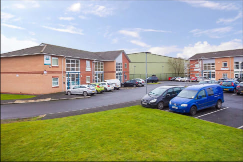 A newly constructed, high specification office premises   Features include:  Impressive entry atrium  Open plan accommodation  Suspended ceilings  Category 2 LG3 lighting  Perimeter trucking  Convector heating  Double glazing   Male/female and disabl...
