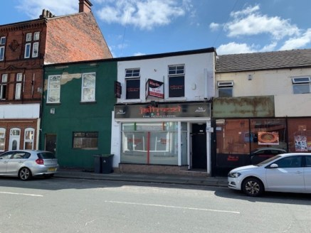 A fantastic opportunity to acquire a prominently located commercial building which has most recently been used as a restaurant.