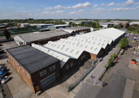 **Leasehold Investment** The property comprises a comprehensively refurbished series of warehouse units fronting the ring road. Approximately 50% of the property is presently occupied by JD Gyms and used as a gymnasium, with the rear units being pred...