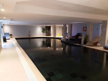 The property comprises a former health club & spa arranged over ground and lower ground floor levels.\n\nThe ground floor comprises a reception area; dance / yoga studio with kitchen; gym suite; 3 massage/ treatment rooms; and an office....