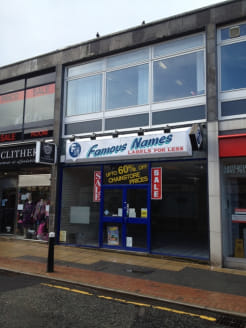 The property comprises a ground floor, self contained retail unit. The shop has the benefit of a tiled floor, suspended ceiling which incorporates grid lighting, solid walls with display panelling, aluminium framed shop front and wall mounted heaters...
