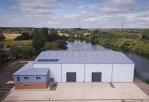 TO LET: New Build Warehouse Premises Extending To 19,408 SQ FT (1,803 SQ...