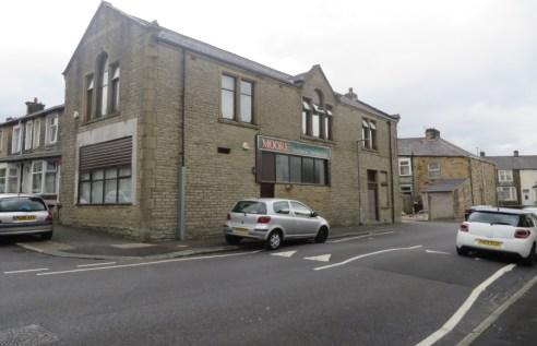 LOCATION\n\nThe property is situated within a densely populated residential area on the corner of Livingstone Street and Garden Street. Brierfield Town Centre and its amenities are within walking distance and Junction 13 of the M65 is approximately 1...