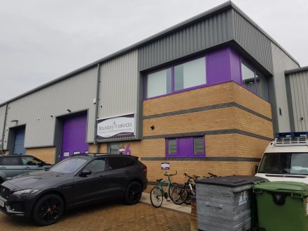 The premise form the majority of the ground floor to unit 6 which is a modern industrial unit of steel portal frame with profile roof and claddings. There are shared toilets on the ground floor. The unit has its own dedicated kitchenette area....