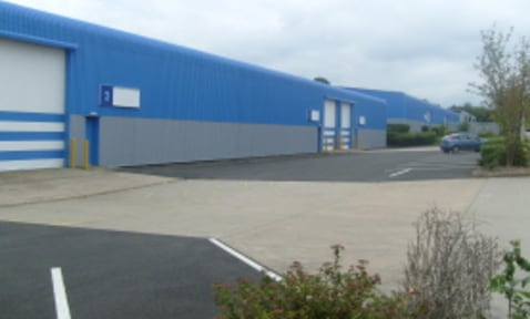 TO LET: Modern Industrial / Warehouse Units from 2,500 - 24,420 SQ FT (232 - 2,268 SQ...
