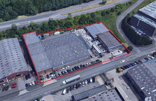 The property comprises a detached industrial/ warehouse premises with the following specification: