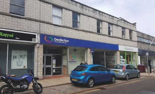 High Street Retail Premises