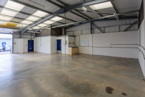 With over 10 workshop spaces available on short, medium and longer term let. All of which can be laid out and fitted to your exact requirements. We offer flexibility and affordability for small businesses in and near Leominster....