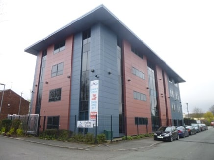 The property comprises a purpose built office block with accommodation on ground and three upper floors with composite cladding elevations beneath a pitched profile steel sheet roof. The property benefits from air cooling, suspended ceiling incorpora...