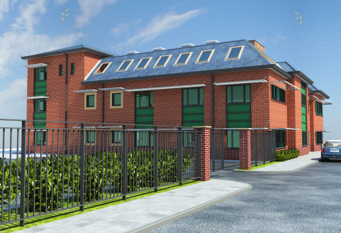 Only floor available in new development. Opportunity for medical/community based use. Vibrant community centre. Modern amenities. Car parking. Passenger lift. Central reception.
