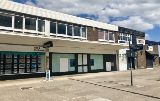 RETAIL/OFFICE UNIT TO RENT IN POOLE