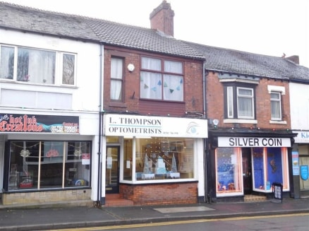 Retail for sale in Kidsgrove | Butters John Bee