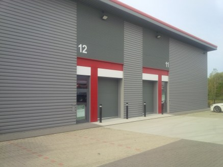 Unit 11 Tavis House provides approximately 2,541 sq. ft. of accommodation and Unit 12 provides approximately 2,093 sq. ft. of accommodation. The premises are of steel frame construction and benefit from an insulated electric shutter door some 8'2'' w...