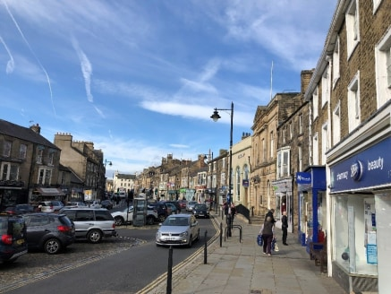 Mixed Retail & Residential Investment For Sale, 23 Horsemarket, Barnard Castle