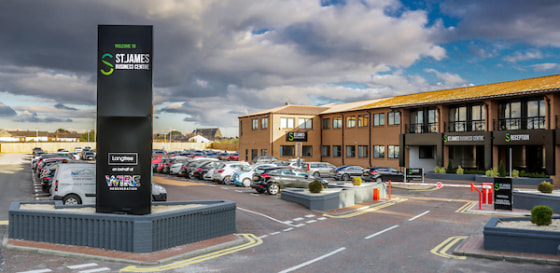 St James Business Centre is a 2 storey office building with a range of office sizes to cater for businesses of any size or type. The building has many strengths, but one of its key attributes is the ability to offer both conventional and fully servic...