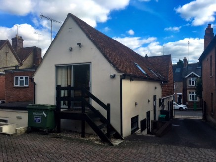 The property comprises a secure office suite suitable for upto 3 people.   The space is carpeted, includes electric heating, patio doors to the rear and 1 parking space set behind automatic gates.