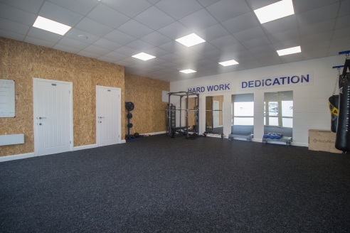 Single storey, detached light industrial unit, with approximately 585 sq/ft (54.35 sq/m) of floor space including WC and storage.  The premises benefits from recently from a full cosmetic refurbishment, three-phase electricity supply and electric rol...