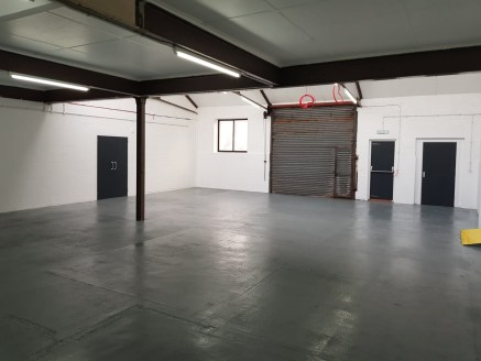 Trade counter / industrial / warehouse units in an established retail location 1,417 sq ft - 8,663 sq ft TO LET