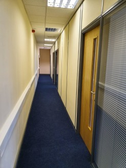 MODERN OFFICE ACCOMMODATION  Located on Meadowfield Business Park, approx. 3 miles South of Durham City.   Monthly rental payments  Rents available from £299pcm  From 398 ft (36.97 m) to 1,728 ft2 (161 m2).  Open plan or compartmental layout.  Kingfi...