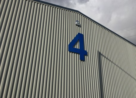 The estate comprises steel framed industrial/warehouse units with part brick part clad elevations under profile steel clad roofs which typically include office and WC facilities, roller shutter loading doors, 3 phase power, parking and forecourt...