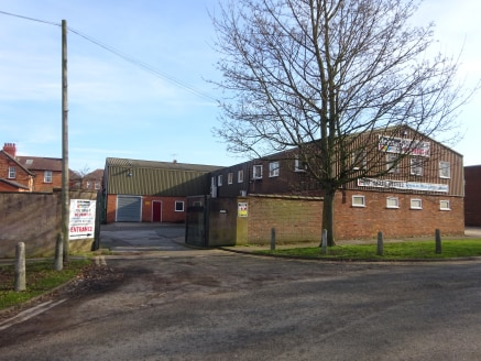 Industrial/Workshop/Office/Warehouse Unit - Also Suitable For Trade Counter Use (subject to planning) With Secure Yard and Parking