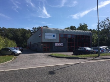 A steel portal framed building with pitched roof. The elevations and roof are clad in profiled metal.  The property includes offices to part ground and first floor together with mezzanine storage.  The property benefits from approx 20 parking spaces,...