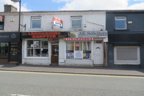 LOCATION\n\nStandish Street is located on the northern fringe of Burnley town centre, adjacent to the Charter Walk Shopping Precinct.\n\nThe area is an established retail location for local specialist independent traders with on street parking availa...