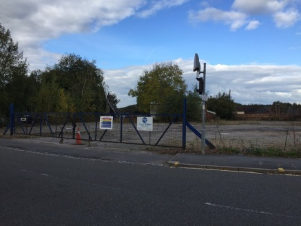 A level parcel of and extending to 0.7 acres with approximately 250 ft. of frontage to Sneyd Street.