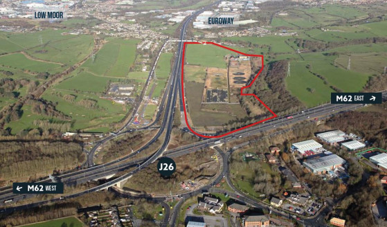 *Preliminary details* New 40 acre Industrial/Distribution development located at Junction 26 of the M62 Motorway. Buildings are available on a Design & Build basis.
