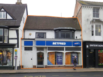 Town Centre Freehold Retail Investment
