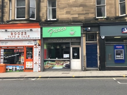 Attractive Sandwich & Coffee Bar in Morningside, Edinburgh