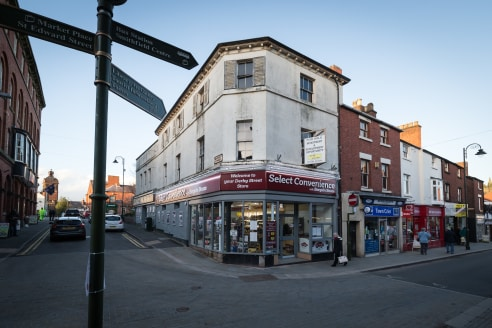 INVESTMENT SUMMARY  Significant development investment opportunity.  Ground floor premises let to Bargain Booze Ltd, a subsidiary company of Conviviality PLC, on a 10 year eFRI lease.  Currently producing £28,000 per annum.  Offers in the region of £...