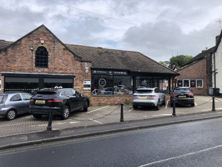 The property comprises a single storey retail unit positioned very prominently on a busy road with good passing traffic. The unit benefits from a long return frontage with good natural light and large windows for display. Internally the accommodation...
