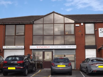 LOCATION\n\nThe property is situated on the established Billington Road Industrial Estate, which is located within approximately 5 minutes drive of Junction 8 and 9 of the M65. Burnley town centre with all its amenities are within close proximity....