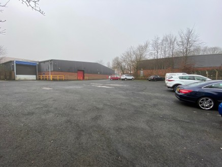 The property comprises a modern detached steel portal frame warehouse with high quality office. The property sits on a secure self-contained site with car parking for c.30 + vehicles.  Eaves are generally 5.75m to main warehouse. The height to the Ap...