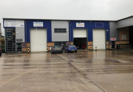 A series of modern industrial/workshop units ranging in size from 2,470 to 7,434 sq.ft., although a combination of units could provide a greater total floor area....