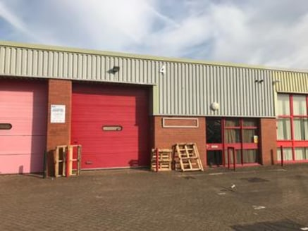 A modern light industrial/warehouse unit constructed in the early 1990's of steel portal frame.This development has attracted a number of trade counter operationsincluding Johnson Decorating Centre, Crown Decorating Centre, GSF CarParts, Countrywide....
