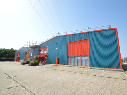 Detached industrial unit to let in Wimborne - 53,730 sq ft<br><br>Internal eaves height - 6.6m<br><br>Ridge Height - 8.75m<br><br>4 loading doors<br><br>3 phase electricity and gas<br><br>125 car spaces<br><br>Rent &pound;375,000 per annum exclusive...