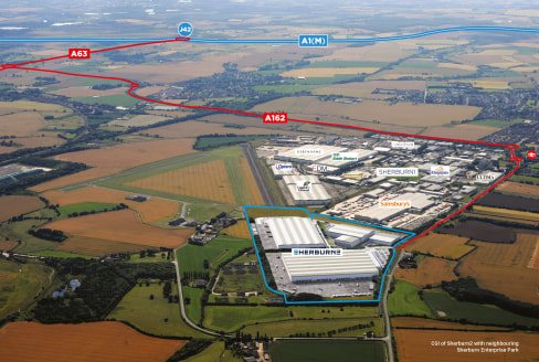 Sherburn2 is fully approved, funded and ready to deliver. Planning consent has been granted by Selby District Council on the entire 75-acre site, which combined with The Local Enterprise Partnership's Growing Places Fund £3.1 million capital infrastr...