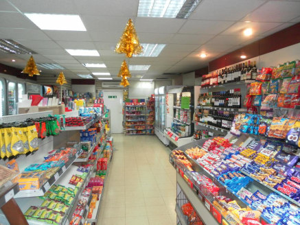 Newsagents & Off-Licence Located In Leamington Spa For Sale\nProminent Main Road Position\nRef 2301\n\nLocation\nThis established Newsagents is located within a prominent and highly visible trading position, next to the bus stop on Victoria Terrace i...