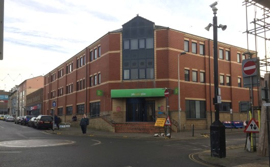 The property comprises a three storey, purpose-built office premises of traditional construction. The main elevations are of brick construction beneath a multi-pitched, tile covered roof. Windows and doors are of aluminium frame and double glazed....